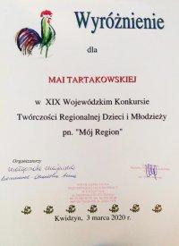 wyroznienie_dla_mai_tartakowskiej_z_klasy_3b_001