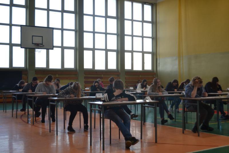 próbne testy gimnazjalne z angielskiego online